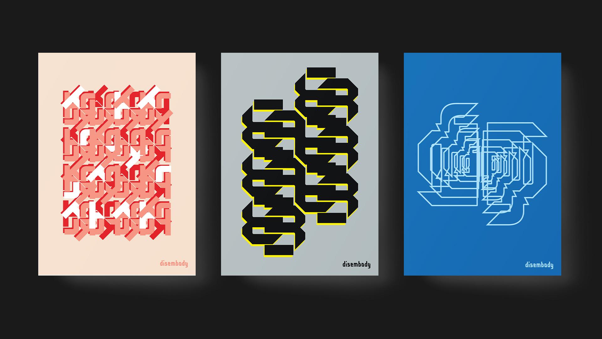 Mockup-posters